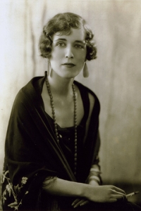Georgette Heyer in an undated photo.
