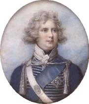 The Prince Regent, about 1790