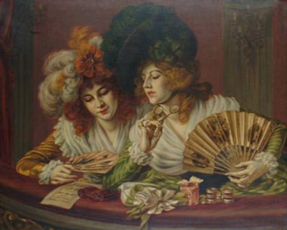 At the Opera by Robert Schumann