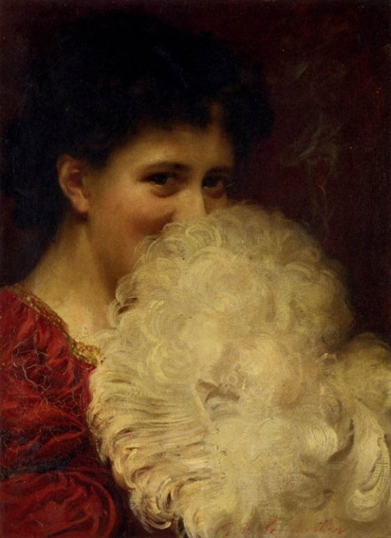 Artist: Thomas Benjamin Kennington