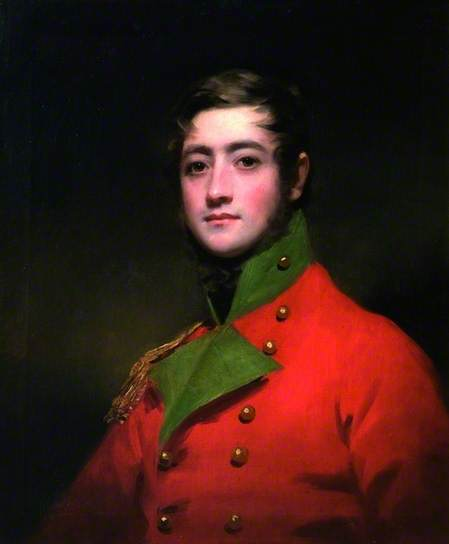 Lieutenant Alexander Graham Spiers by Henry Raeburn, 1814 (courtesy The Keep Military Museum; supplied by The Public Catalogue Foundation)