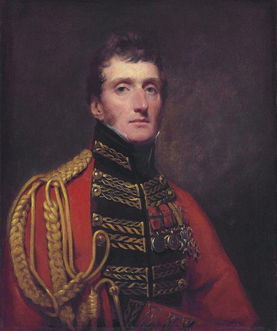 Lt. General William Stuart, by Henry Raeburn