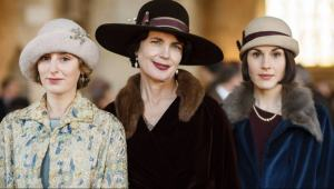 The Ladies of Downton Abbey in Season 6(PBS.org)