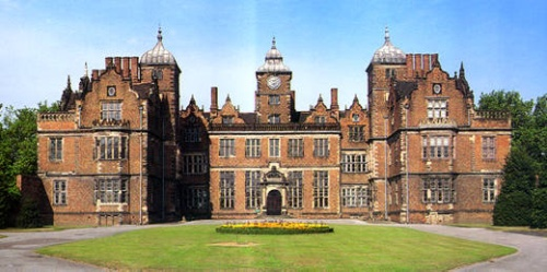 Aston Hall from Pictures of England dot com