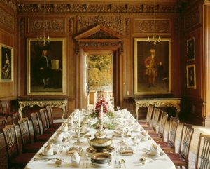 Lyme Park Dining Room