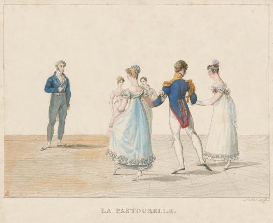 Quadrille_La Pastourelle ed
