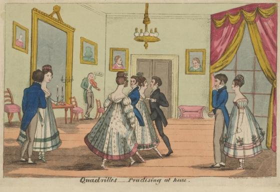 Quadrille_Practicing at Home ed